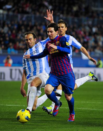 L. Messi (Malaga - Barcelona)