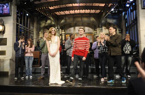 """Lana canto at """"Saturday Night Live"""" (Jan 14)"""