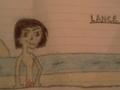 Lance(colored) - total-drama-island fan art
