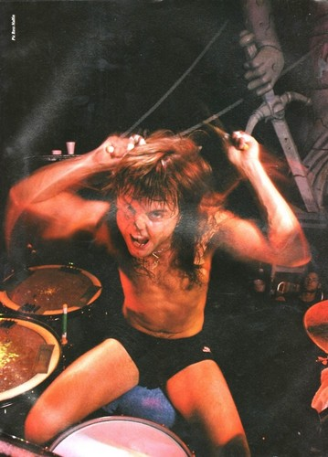 Lars Ulrich - lars-ulrich Photo