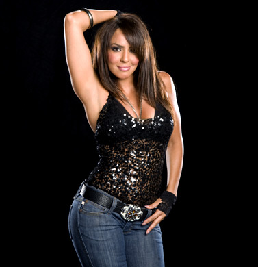 WWE LAYLA wallpaper called Layla Photoshoot Flashback