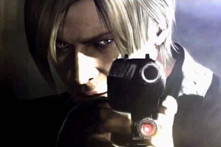 Leon Kennedy 바탕화면 titled Leon-RE6