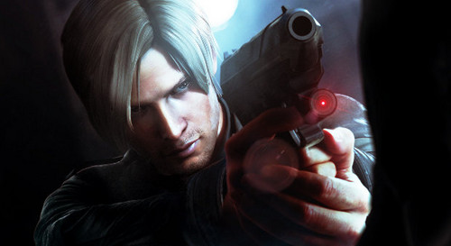 Resident Evil images Leon-Resident Evil 6 wallpaper and background photos