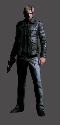 Leon-Resident Evil 6