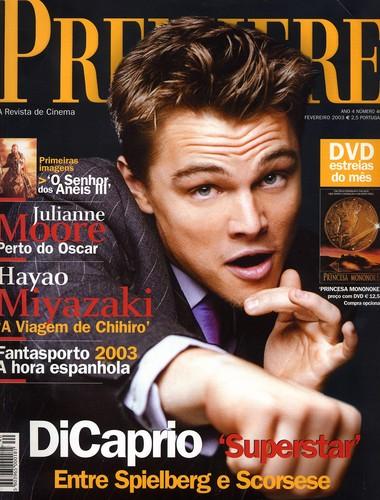 Leonardo DiCaprio (Premier)