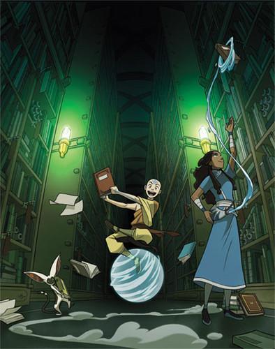 पुस्तकालय Poster