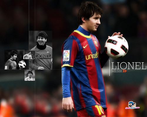 Lionel Andres Messi wallpaper titled Lionel Messi
