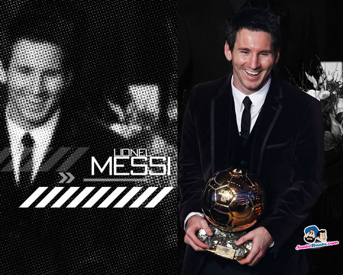 Lionel Andres Messi achtergrond possibly containing a business suit and a well dressed person called Lionel Messi