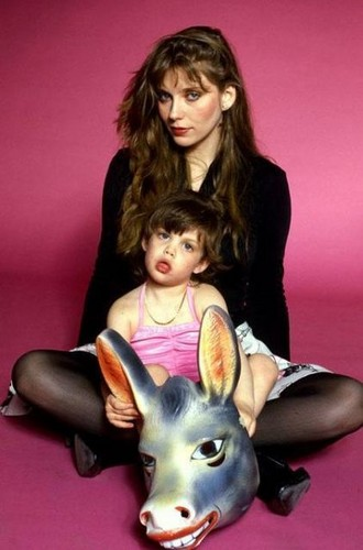 Liv Tyler And Her Mom