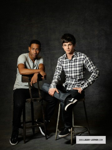 Brandon & Logan