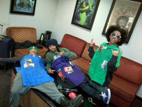 MB & Roc Royal :)