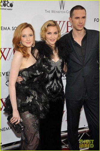 Madonna: 'W.E.' Premiere with Andrea Riseborough!