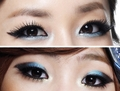 Makeup of 2ne1 members Dara and Minzy