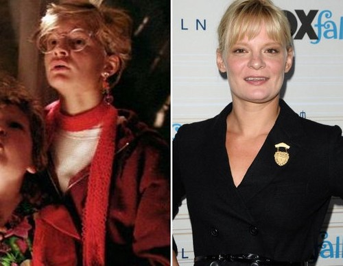 "Martha Plimpton as ""Stef"""