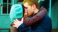 Mary & David - First Kiss