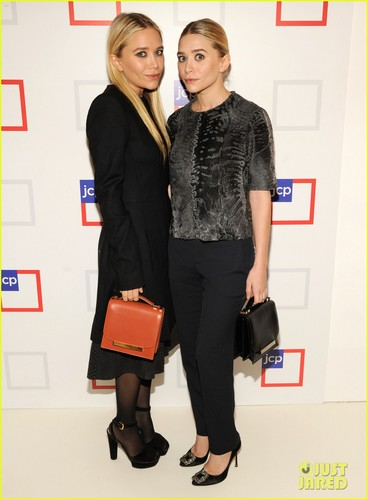 Mary-Kate & Ashley Olsen: jcpenney Launch Event!
