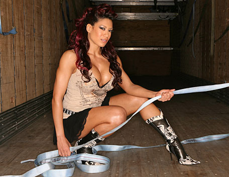 Melina Photoshoot Flashback - Melina Perez Photo (28585800