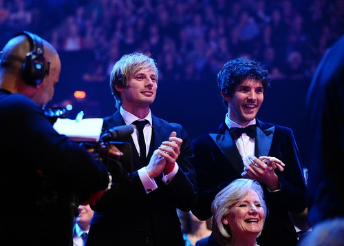 Merlin Cast - NTAwards