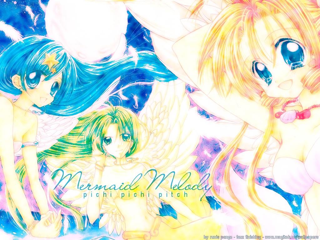 Mermaid Melody!