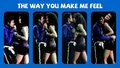 Michael Jackson & Tatiana Yvonne Thumbtzen The Way wewe Make Me Feel BAD Tour