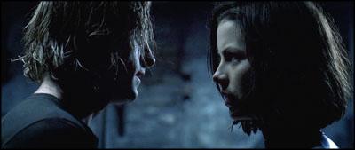 Michael and Selene