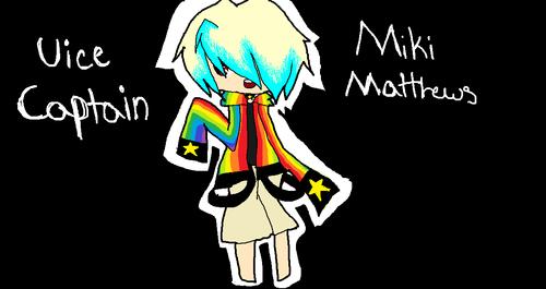 Miki Matthews