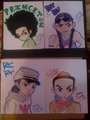 Mindless Behavior Drawing