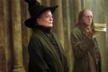 Minerva and Filch
