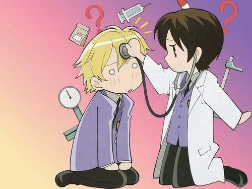 thêm Pictures of haruhi and tamaki