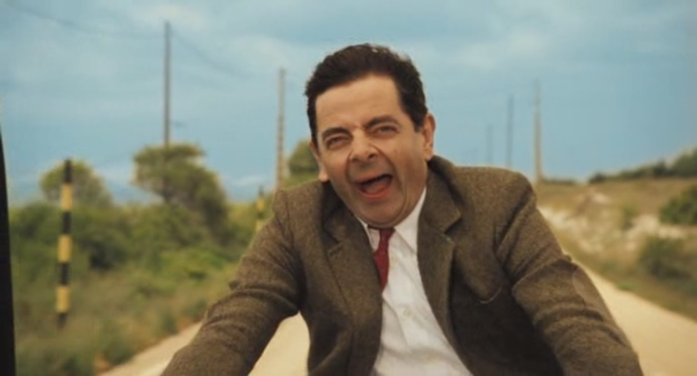 mr bean in s -#main