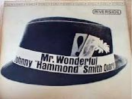 Mr.wonderful hat