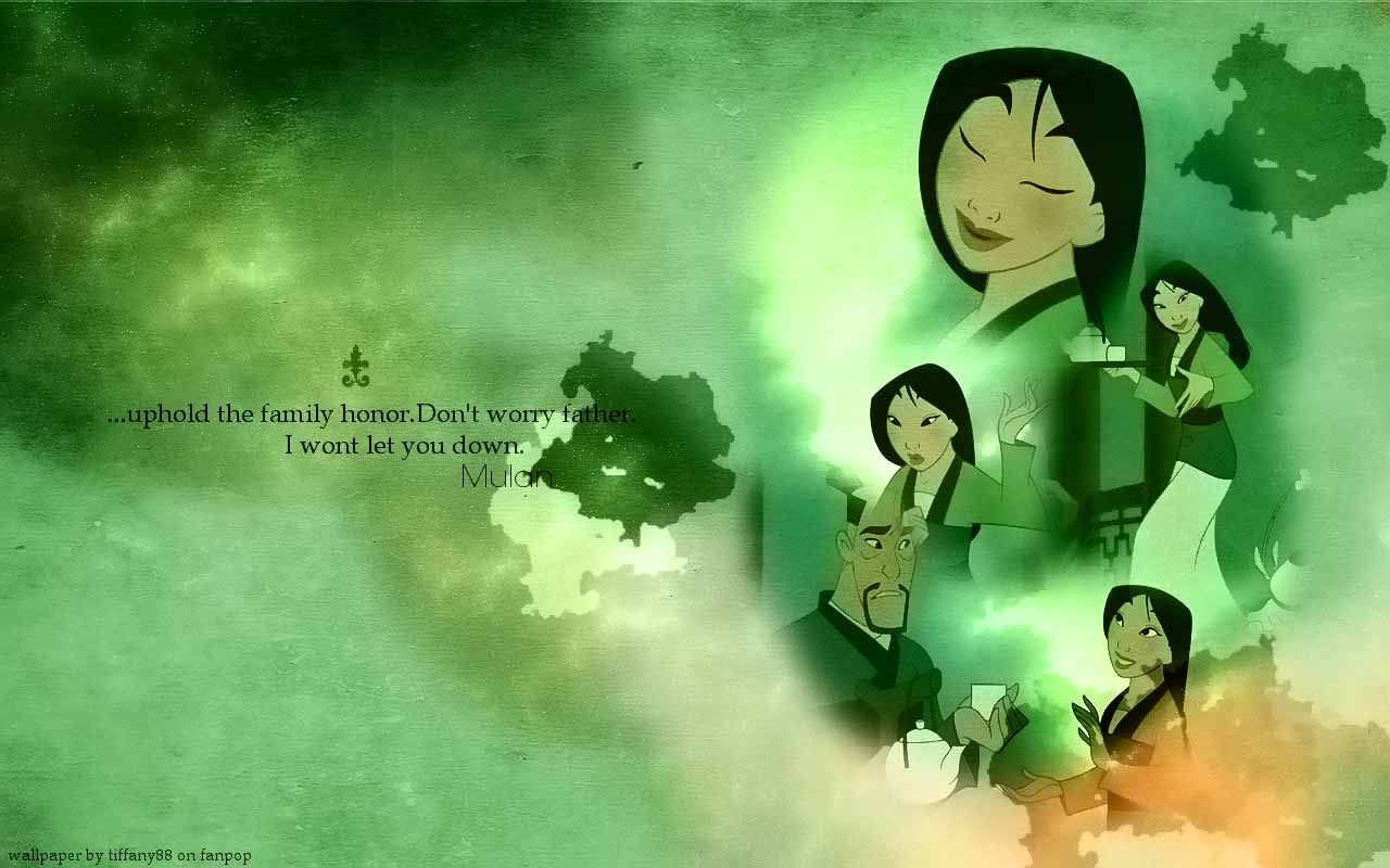 mulan disney princess wallpaper 28558478 fanpop