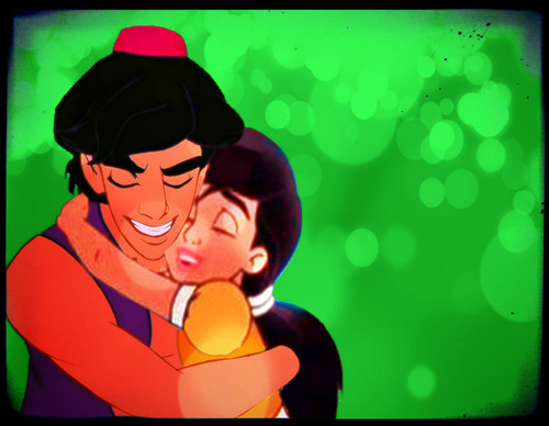 Young Heroines of Disney پیپر وال called My daddy