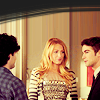 Serena and Nate photo possibly with a portrait called NS 5x11