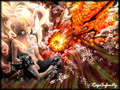 Naruto And His Fox - uzumaki-naruto-shippuuden wallpaper