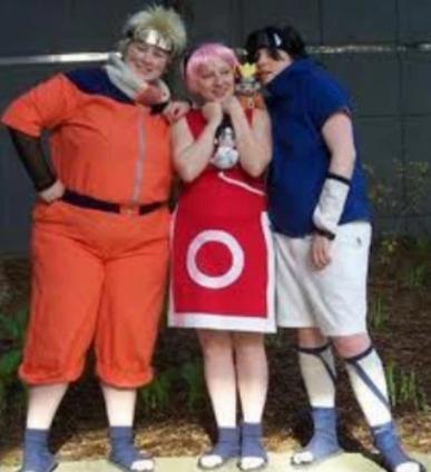 Naruto Cosplay!