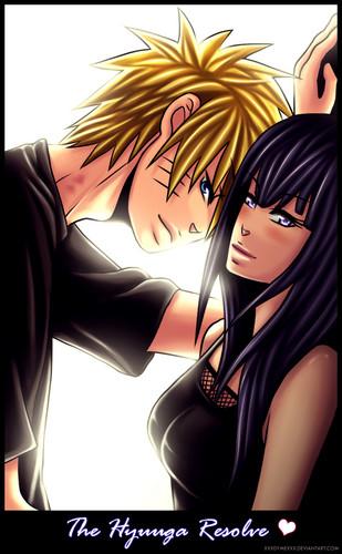 নারুত and Hinata