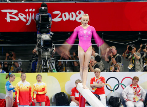 Nastia Liukin 2008 Olympics
