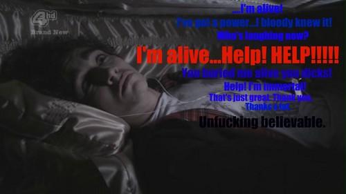 Nathan Buried Alive