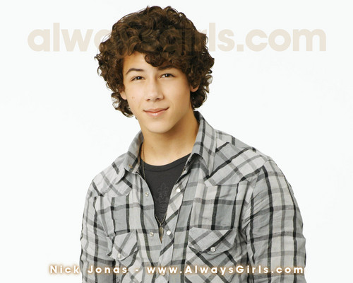 Nick Jonas wallpaper probably containing a portrait titled Nick Jonas