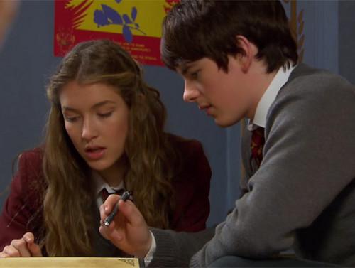 Nina + Fabian= Fina