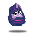 OMGOSH so cute Twilight Sparkle!
