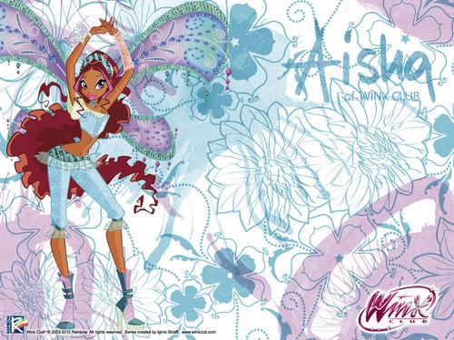 Official Обои Aisha