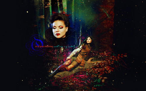 Evil Queen & Snow White