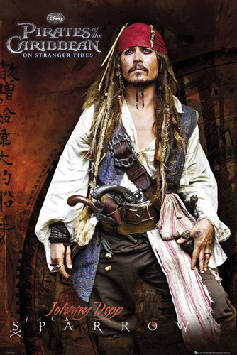 POTC OST Posters