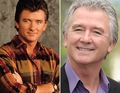 Patrick Duffy as Frank Lambert - step-by-step photo