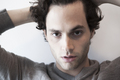 Penn for  Nylon Guys - penn-badgley photo