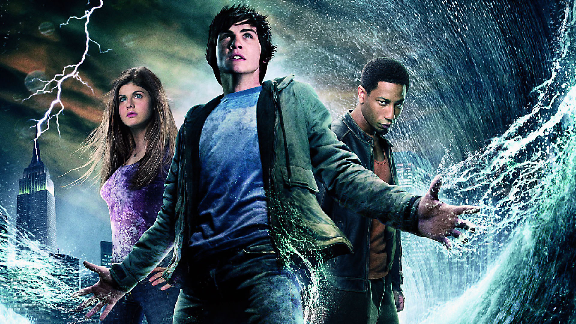 Series: Percy Jackson and the Olympians