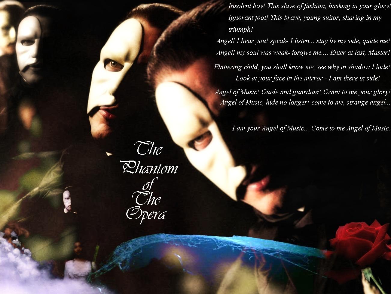 alw's phantom of the opera movie images phantom hd wallpaper and