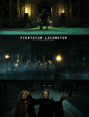 Piertotum Locomotor